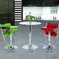 新款时尚酒吧椅欧式吧台椅高脚升降旋转椅亚克力透明椅 厂家直销